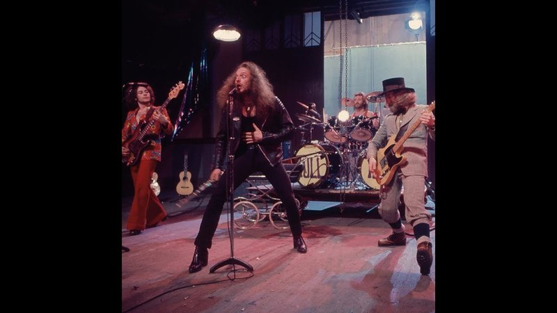 JETHRO TULL: QUIZZ KID [With Lyrics] - TOO OLD TO ROCK 'N' ROLL! TV SPECIAL: (HD)