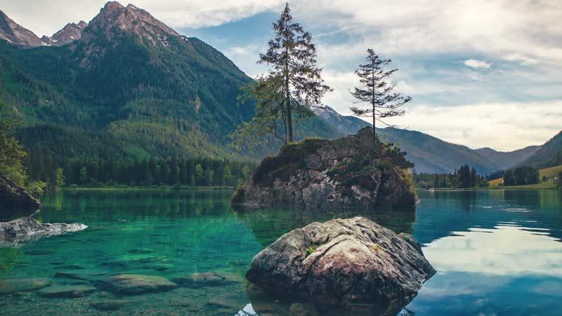 Волшебное озеро Германия / Magical Lake Germany