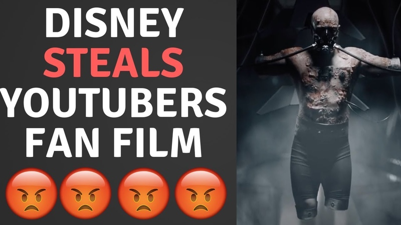Disney Steals Star Wars Fan Film Vader Monetizes It!