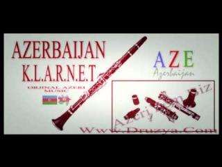 _2_ Azerbaijan / Klarnet Azeri Music / Geri Don