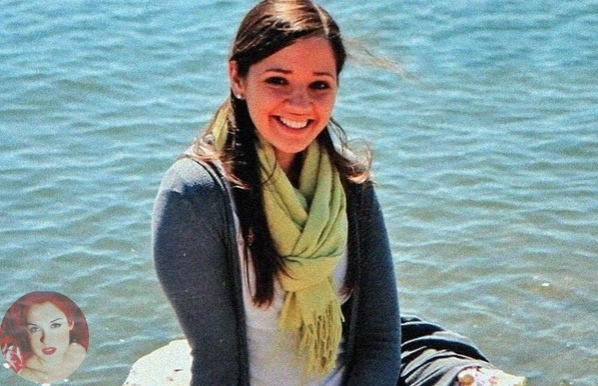 Это Виктория. Она спасла жизнь всех своих учеников. Она заслуживает того, чтобы помнить за ее храбрость.