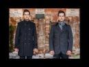 Новая коллекция мужских кашемировых пальто Daniela Ryale осень зима 2013 2014