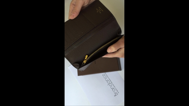Louis vuitton Brazza Wallet DGC 13978