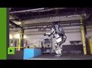 Un robot qui sait faire des saltos arrière