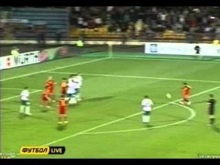 Aras Özbiliz Goal (Armenia 1-0 Bulgaria) 11.10.2013