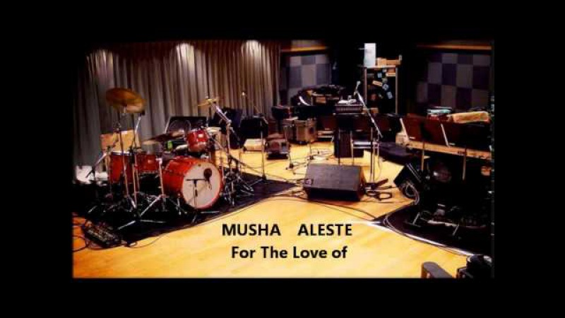 MUSHA ALESTE For The Love Of c Toshiaki Sakoda