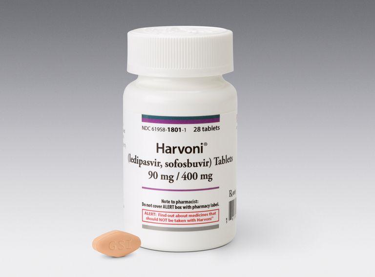 Новейший препарат Харвони от гепатита