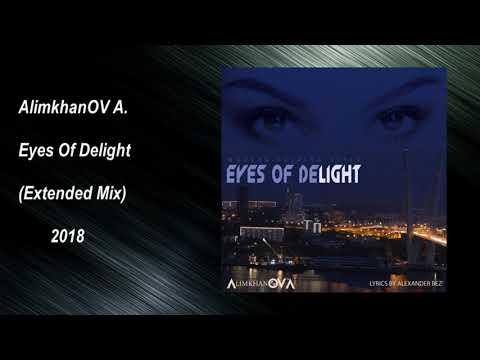 AlimkhanOV A. - Eyes Of Delight (Extended Mix) Italo Disco 2018