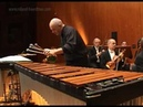 Philip Glass Violin Concerto No 1 for Marimba Vibes Mvmt 1 performed by Roland Härdtner 2010