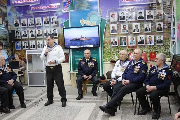 Корабль «Усть-Илимск» отметил день рождения