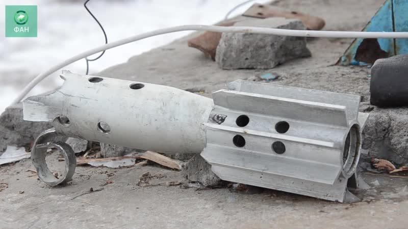 Хроники выживания самый прорывоопасный участок фронта Донбасса.