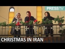 Christians decorate cathedral for Christmas in Iran's capital
