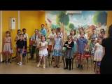 Выпускной 12 смены. ЛЕОСС 2018. Песня про бабушек и дедушек.