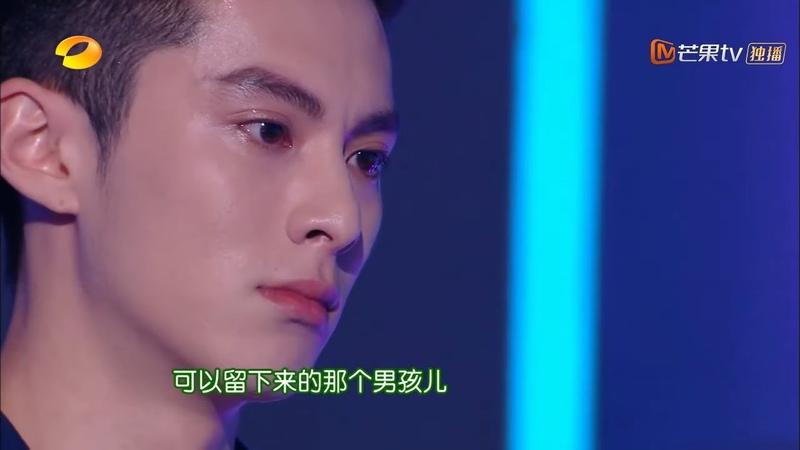 """超感人!王鹤棣喊话恩师""""对不起"""",何炅泪洒舞台 《快乐大本营》 Happy Camp【湖"""