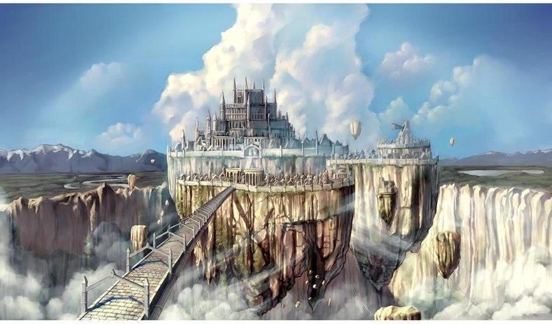 Асгард - мир богов из семьи асов
