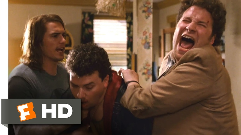 Pineapple Express - Fight at Red's Scene (3/10)   Movieclips