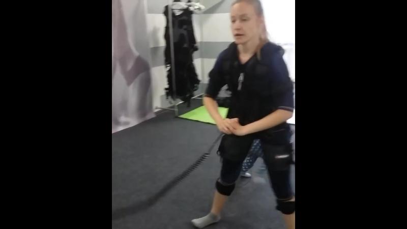 ЭМС-тренировки Fit-n-Go Тюмень фитнес