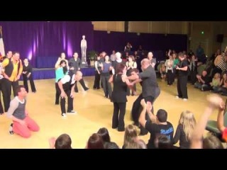 2014 Americas Classic (ACC) - Pro J&J - Kris & Deborah