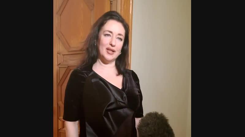 Тамара Гвердцители о Николае Добронравове