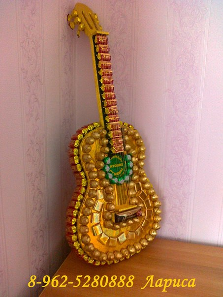 Скрипку сувенир своими руками 60