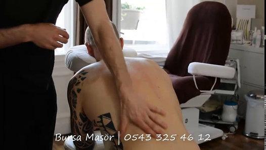 Sırt ve Boyun Masajı | Kupa Terapisi | Bursa Masör | Bursa Masaj | Bursa Refleksoloji ~ 0543 325 46 12