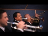 Urban Soul Orchestra Swing Band Rehearsing In The Mood by Glenn Miller