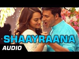 Полная версия песни Shaayraana  из фильма  Holiday