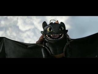 Как Приручить Дракона 2/ How to Train Your Dragon 2 (2014) Дублированный международный тизер