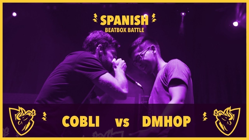 COBLI vs DMHOP - Semifinal - Spanish Beatbox Battle 2018