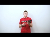 [Никита Пасичный] Обзор Yeezy Boost 350 V2 Black/Red
