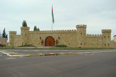 Азербайджан в фотографиях