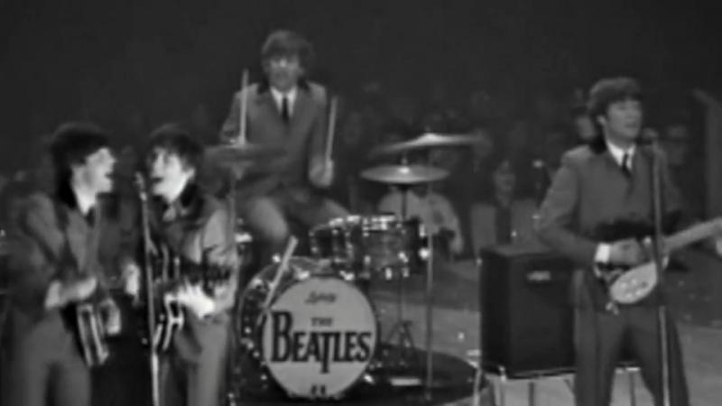 THE BEATLES - Please Please Me - 1963