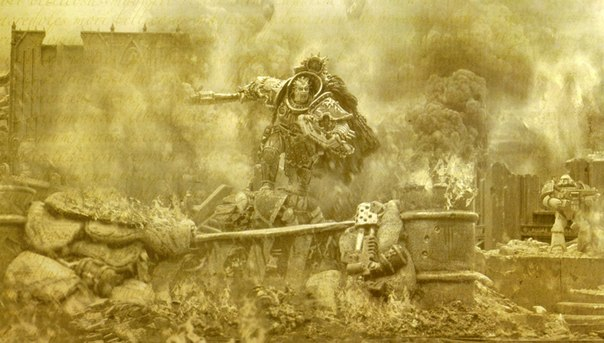 Awesome 40K Pictures