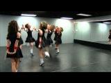 Trinity Irish Dancers perform the