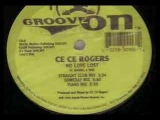 CE CE ROGERS - NO LOVE LOST (PIANO MIX)