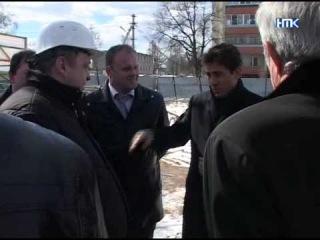 Г.п. Калининец - следующий этап знакомства с районом В. Андронова.