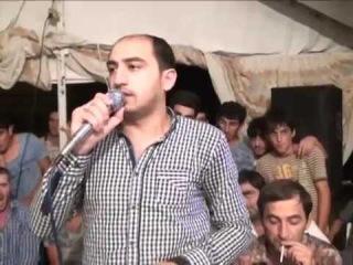 (10.09.2014) Mene bir az onnan danis Muzukalni Corat toyu 2014 meyxana Perviz Resad Mirferid Orxan