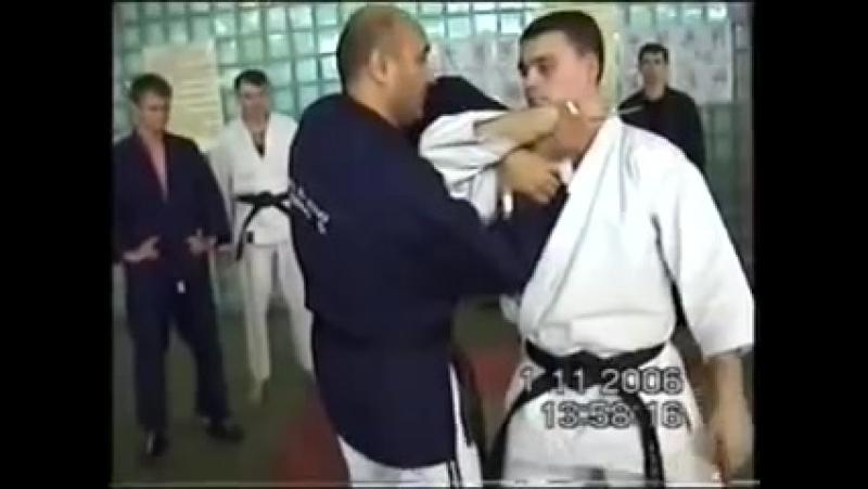 Традиционное Джиу-Джитсу (Дзю-Дзюцу)