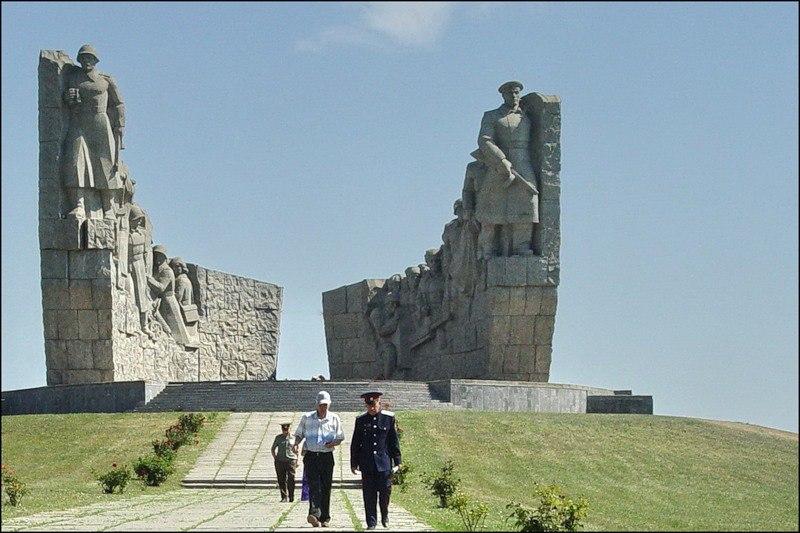 военно-исторический музейный комплекс «Самбекские высоты»