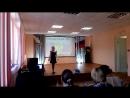 Лана Сарафанкина школа №71 конкурс чтецов в Доме творчества №2