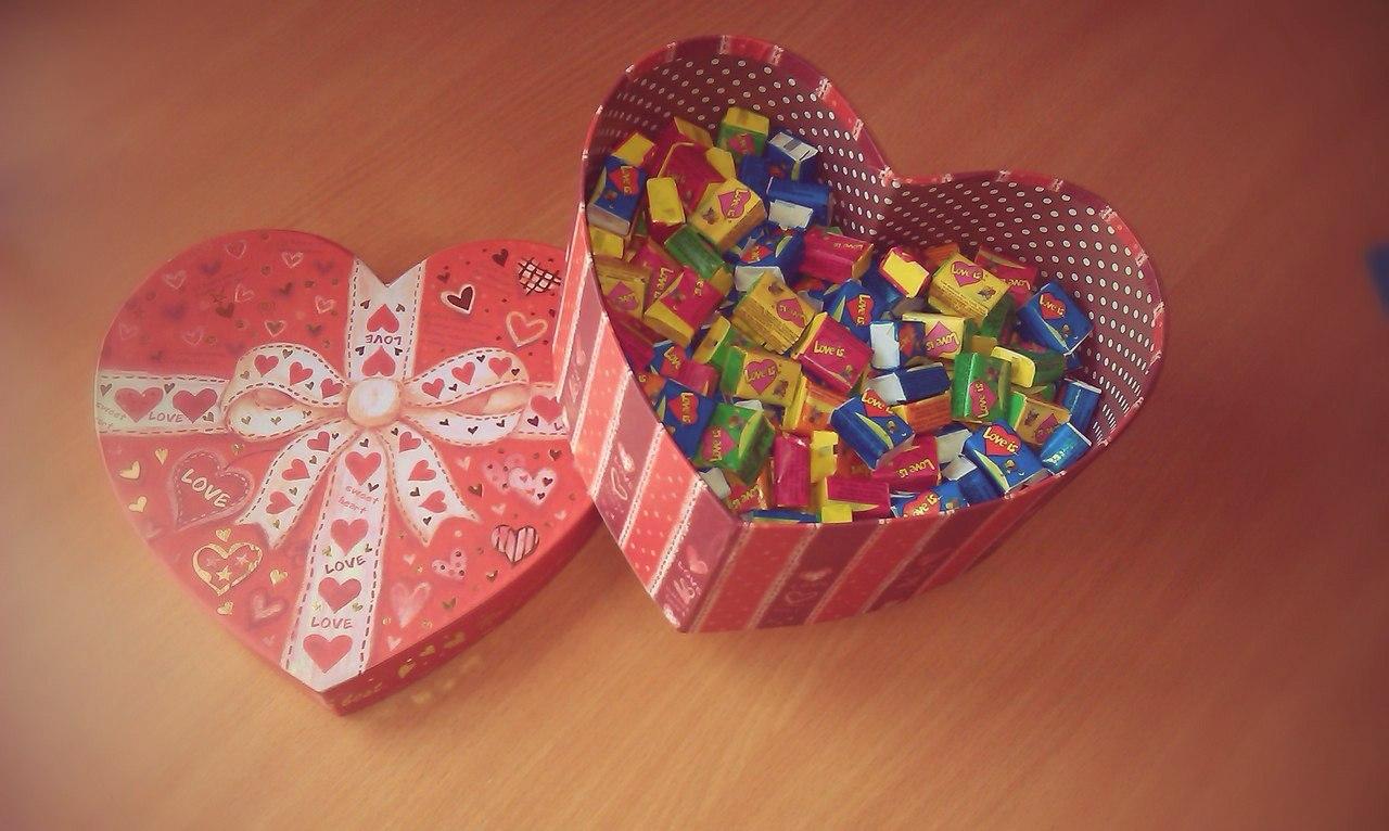 Коробка для конфет своими руками 29