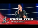 Hugo Baptista I Believe I can Fly Prova Cega The Voice Portugal