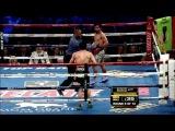 Marquez vs. Pacquiao 4 Round 6 Narrado en español y musica de mariachi (HD)