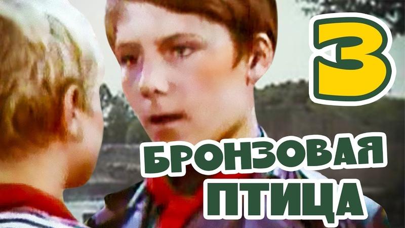 Бронзовая птица 3 серия 1974 Детский фильм Золотая коллекция