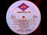 Samantha Fox - I Surrender (To The Spirit Of The Night) (Instrumental)