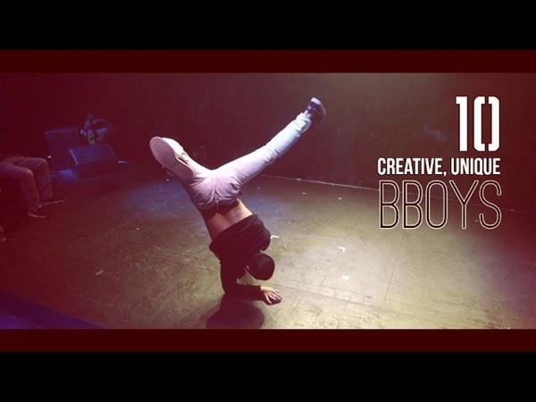 10 Awesome | Original Creative Bboys | Volume 1 | Kazuki Rock, Cheerito, Dyzee...