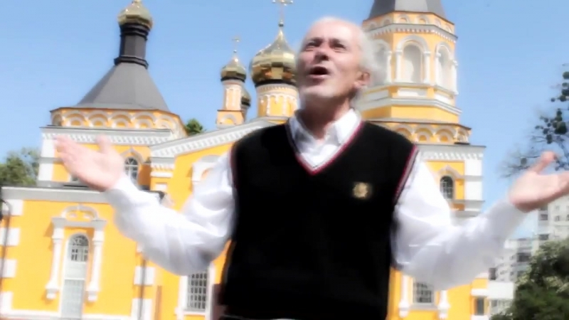 """Православные песни видео смотреть - _""""Зовущие колокола_"""" В.Шипин"""