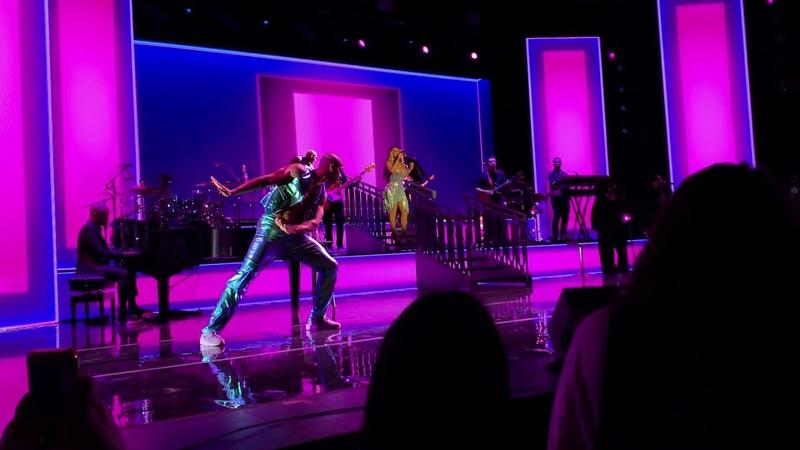 A no no (live at the Caution Tour) - Mariah Carey in Toronto