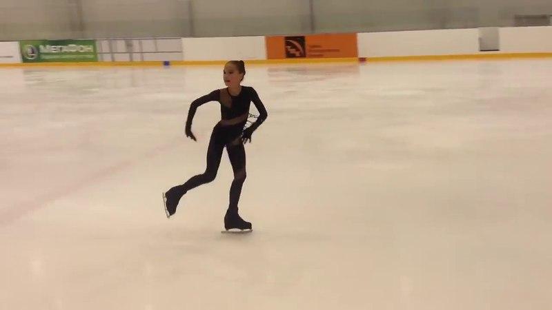 Alina Zagitova 20130927 2 Кубок Удмуртской Республики 2013 Ижевск ПП