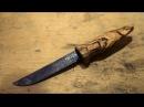 Нож из подшипника своими руками